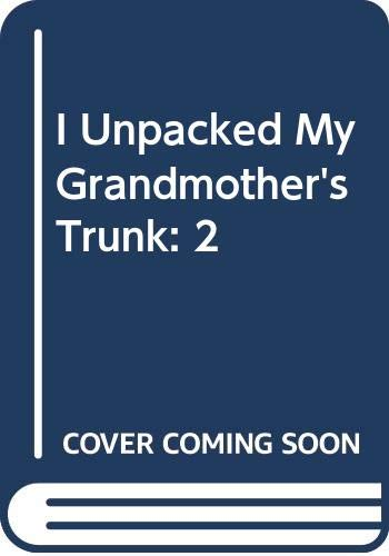 9780525440697: I Unpacked My Grandmother's Trunk: A Picture Book Game