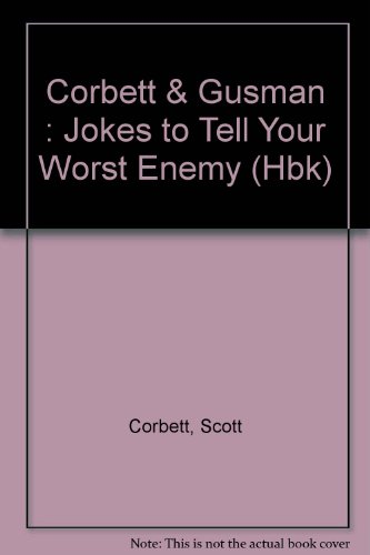 Jokes to Tell Your Worst Enemy (0525440828) by Scott Corbett