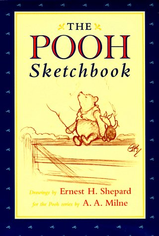 9780525440840: The Pooh Sketchbook: Reissue (Winnie-the-Pooh)