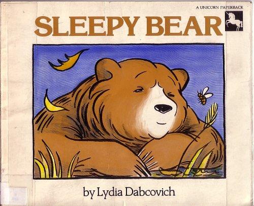 9780525441960: Dabcovich Lydia : Sleepy Bear