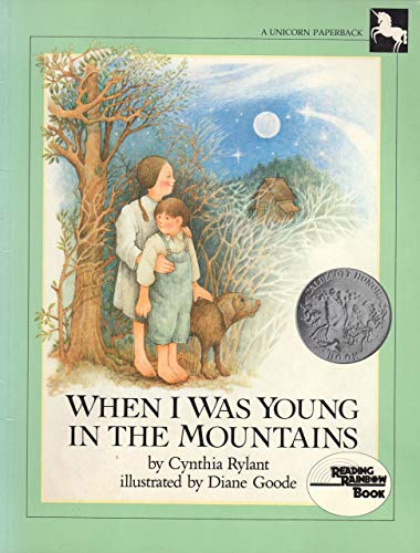 9780525441984: When I Was Young in the Mountains (Reading rainbow book)