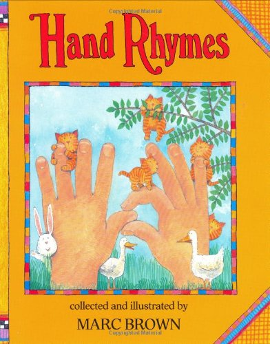 9780525442011: Hand Rhymes (Picture Puffins)