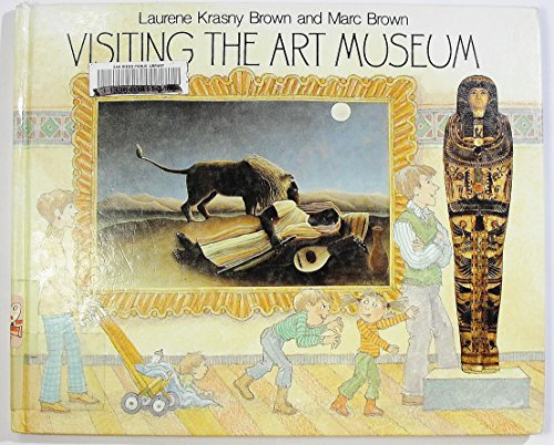 9780525442332: Visiting the Art Museum (Reading Rainbow)