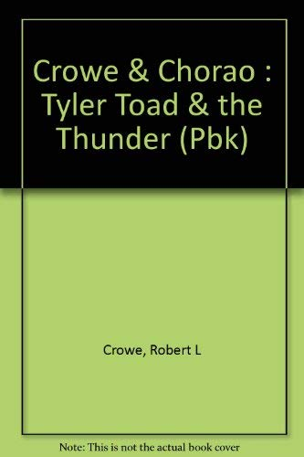 9780525442431: Tyler Toad and the Thunder
