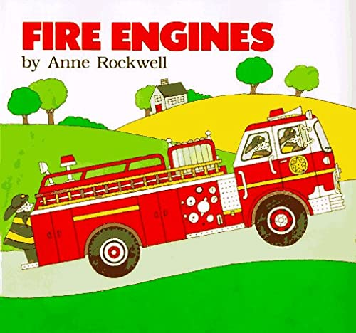 9780525442592: Fire Engines