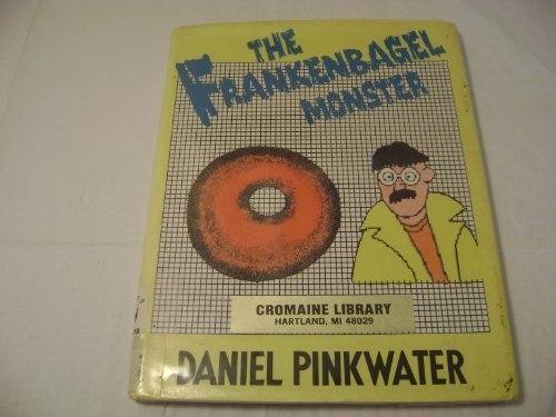The Frankenbagel Monster.