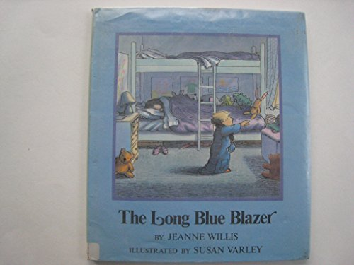 9780525443810: The Long Blue Blazer
