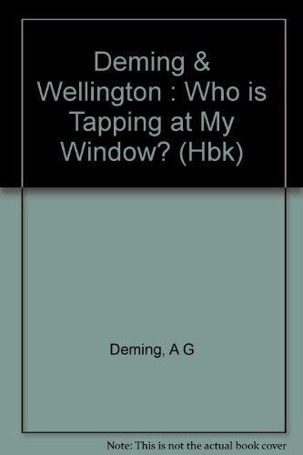 9780525443834: Who Is Tapping at My Window?: 2