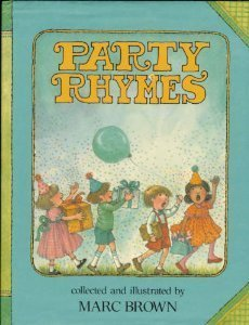 9780525444022: Party Rhymes