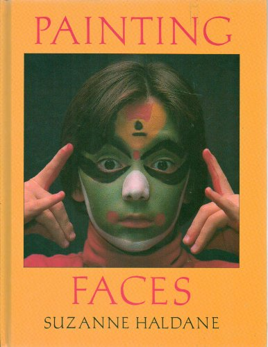 9780525444084: Haldane Suzanne : Painting Faces (Hbk)