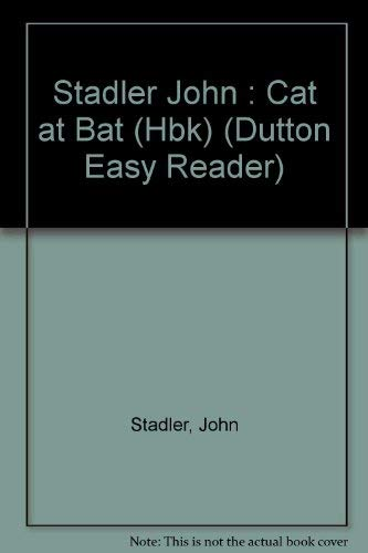 9780525444169: Cat at Bat: 2 (Dutton Easy Reader)