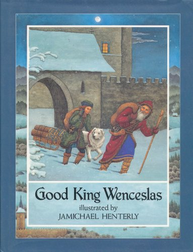 9780525444206: Henterly Jamichael : Good King Wenceslas (Hbk)