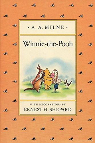 Winnie-the-Pooh (0525444432) by A. A. Milne