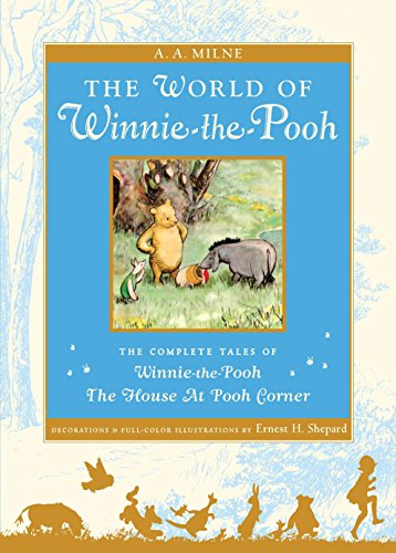The World of Pooh: The Complete Winnie-the-Pooh: A. A. Milne