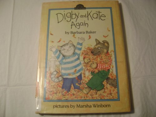 9780525444770: Digby and Kate Again (Easy-to-Read, Dutton)