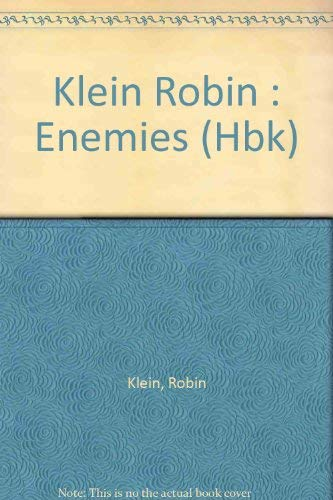 Enemies: 2 (0525444793) by Klein, Robin