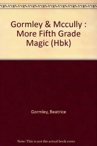 9780525444862: More Fifth-grade Magic