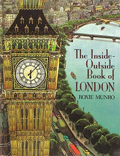 9780525445227: The Inside-outside Book of London