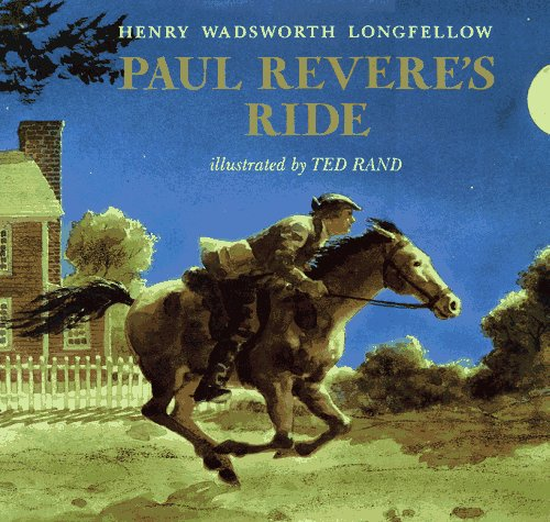 9780525446101: Longfellow Henry W. : Paul Revere'S Ride (Hbk)