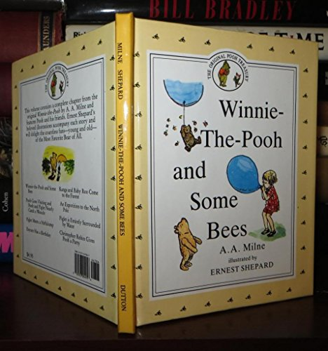 The origiinal Pooh Treasury, Winnie the Pooh: A.A. Milne