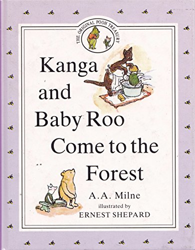 9780525447108: Kanga and Baby Roo Come to the Forest