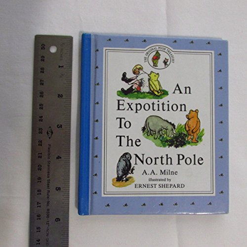 9780525447115: Expotition to the North Pole