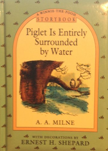 9780525447122: Piglet Is Entirely Surrounded by Water: 2