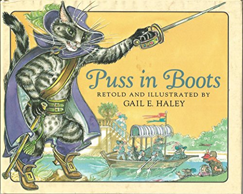 Puss in Boots: Haley, Gail E.