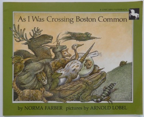 9780525447818: As I Was Crossing Boston Common