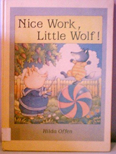 Nice Work, Little Wolf!: 2: Offen, Hilda