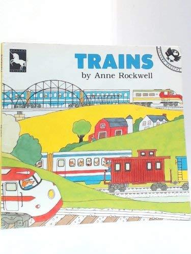 9780525448884: Trains (Dutton Unicorn)