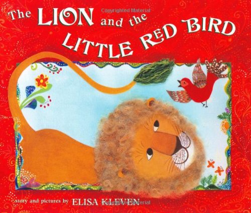 9780525448983: The Lion and the Little Red Bird