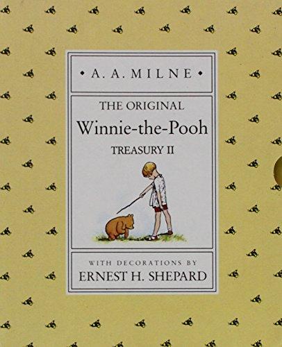 The Original Winnie the Pooh Treasury II (8 Volume Set): A. A. Milne
