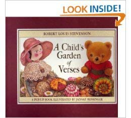 A Child's Garden of Verses: A Pop-Up: Stevenson, Robert Louis,