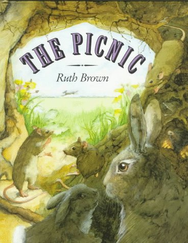 The Picnic (0525450122) by Ruth Brown