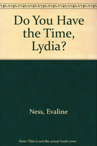 9780525450245: Do You Have The Time, Lydia? (Dutton Anytime Books)