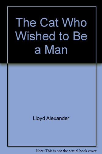 9780525450344: The Cat Who Wished to Be a Man: 2