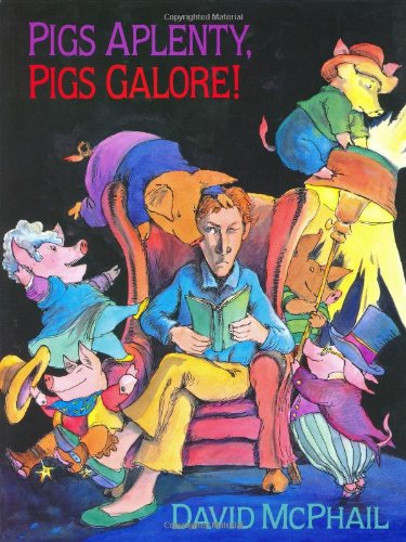 9780525450795: Pigs Aplenty, Pigs Galore!