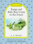 9780525451419: Kanga and Baby Roo Come to the Forest (A Winnie-the-Pooh Storybook)