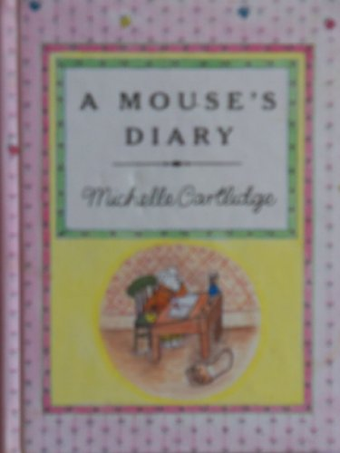 9780525451952: A Mouse's Diary