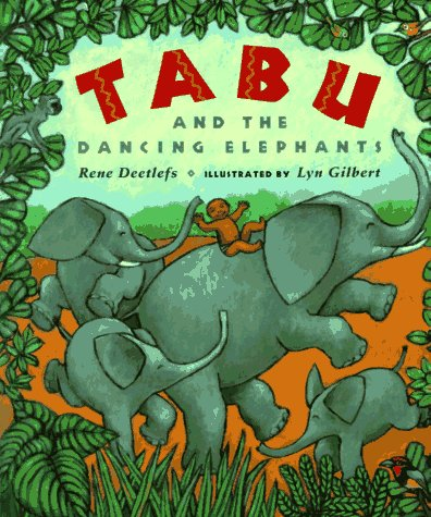 9780525452263: Tabu and the Dancing Elephants