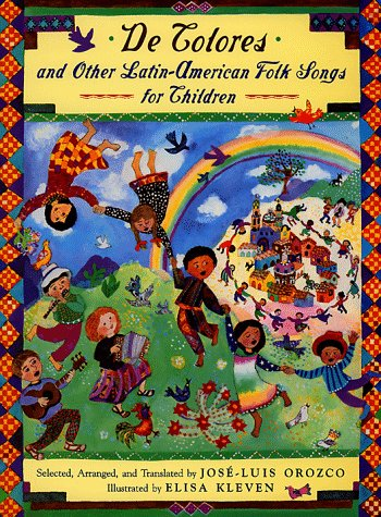 9780525452607: De Colores and Other Latin American Folksongs for Children
