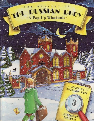 9780525452744: Mystery of the Russian Ruby (A Pop-Up Whodunit)