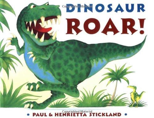 9780525452768: Dinosaur Roar
