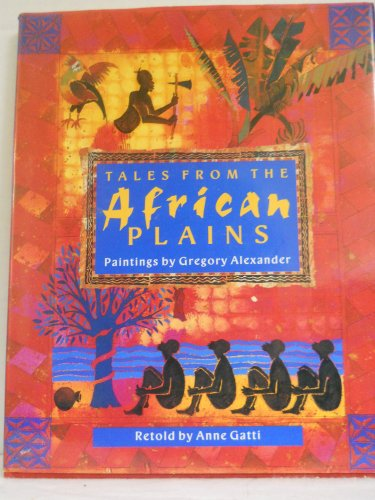 9780525452829: Tales from the African Plains