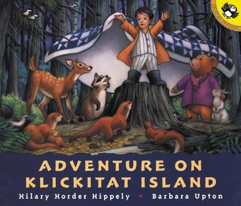 Adventure on Klickitat Island: Hilary Horder Hippely