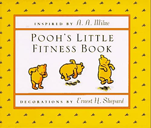 Pooh's Little Fitness Book (Winnie-the-Pooh): Milne, A. A.