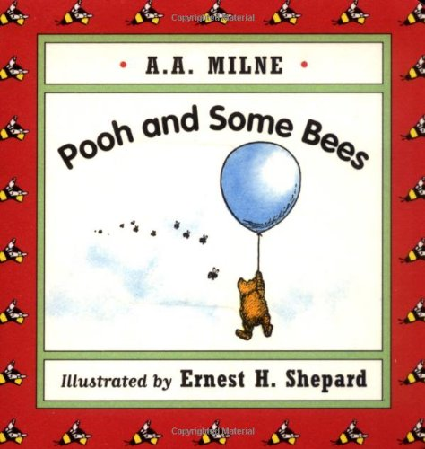 9780525455264: Pooh and Some Bees Mini Board Book (Winnie-the-Pooh)