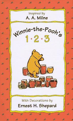 9780525455349: Winnie-the-Pooh's 1, 2, 3