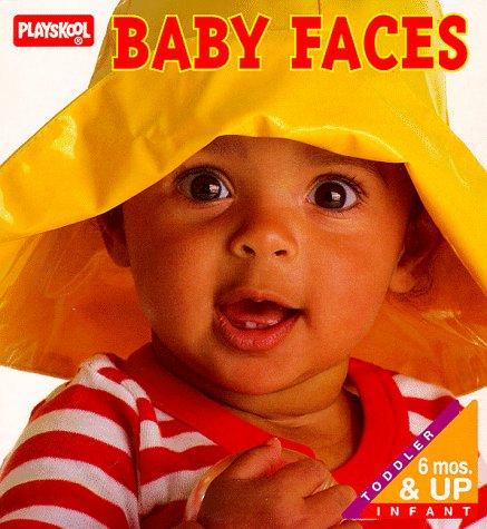 9780525455455: Baby Faces (Playskool)